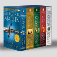 Game of Thrones 5-copy boxed set (George R. R. Martin Song of Ice and Fire Series): A Song of Ice and Fire 1-5